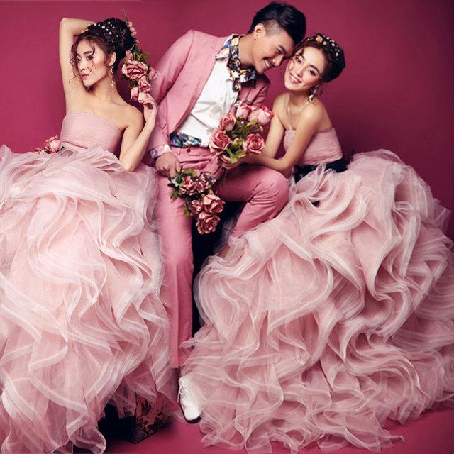 2016 новая бесплатная доставка сексуальные женщины девушка свадебные платья хорошо ...
