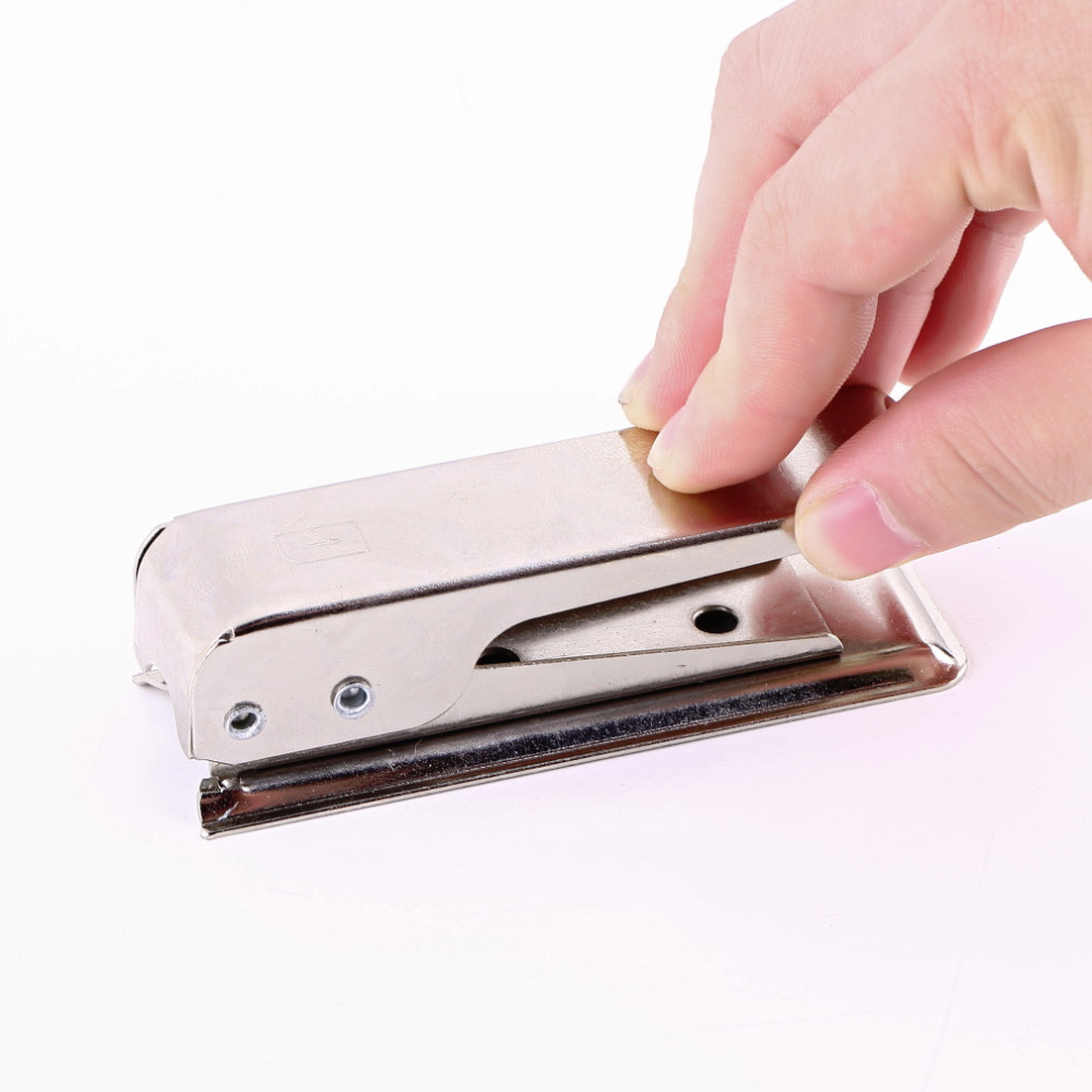 1pcs Easy operating Standard or Micro SIM Card to Nano SIM Cut Cutter For iPhone 5 Brand New Hot Selling