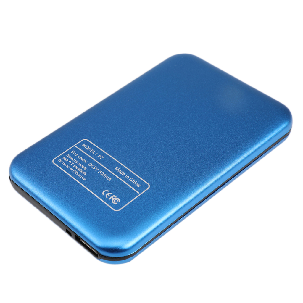 Portable 2.5 Inch SATA to USB 3.0 SSD External HDD Solid State Drives 120G