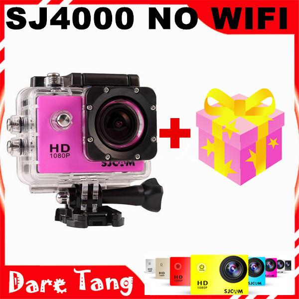 Original SJ4000 without WIFI SJCAM Brand Action Camera Waterproof Camera 1080P Full HD Digital Camcorder Sport DV Gopro Style