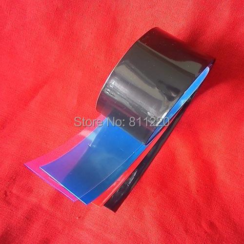 Hot rétractable PVC tube en plastique bouteille capsulaire shrinking manches variable couleur emballage accessoire de fil électrique câble shrinker(China (Mainland))