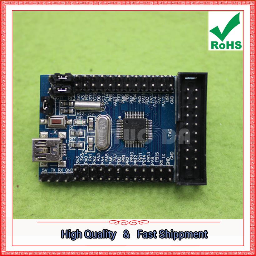 Free Shipping 2pcs ARM Cortex-M3 STM32F103C8T6 STM32 Core Board Development Board (C2A4)(China (Mainland))