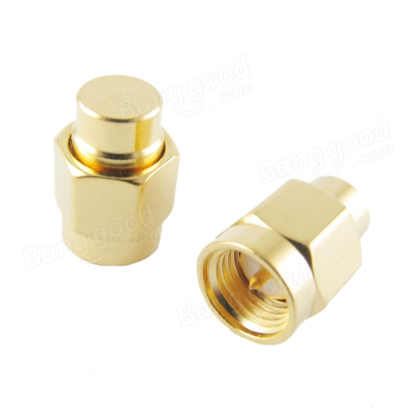 SMA Male RF Coaxial Termination Matched Dummy Load 50 Ohm<br><br>Aliexpress