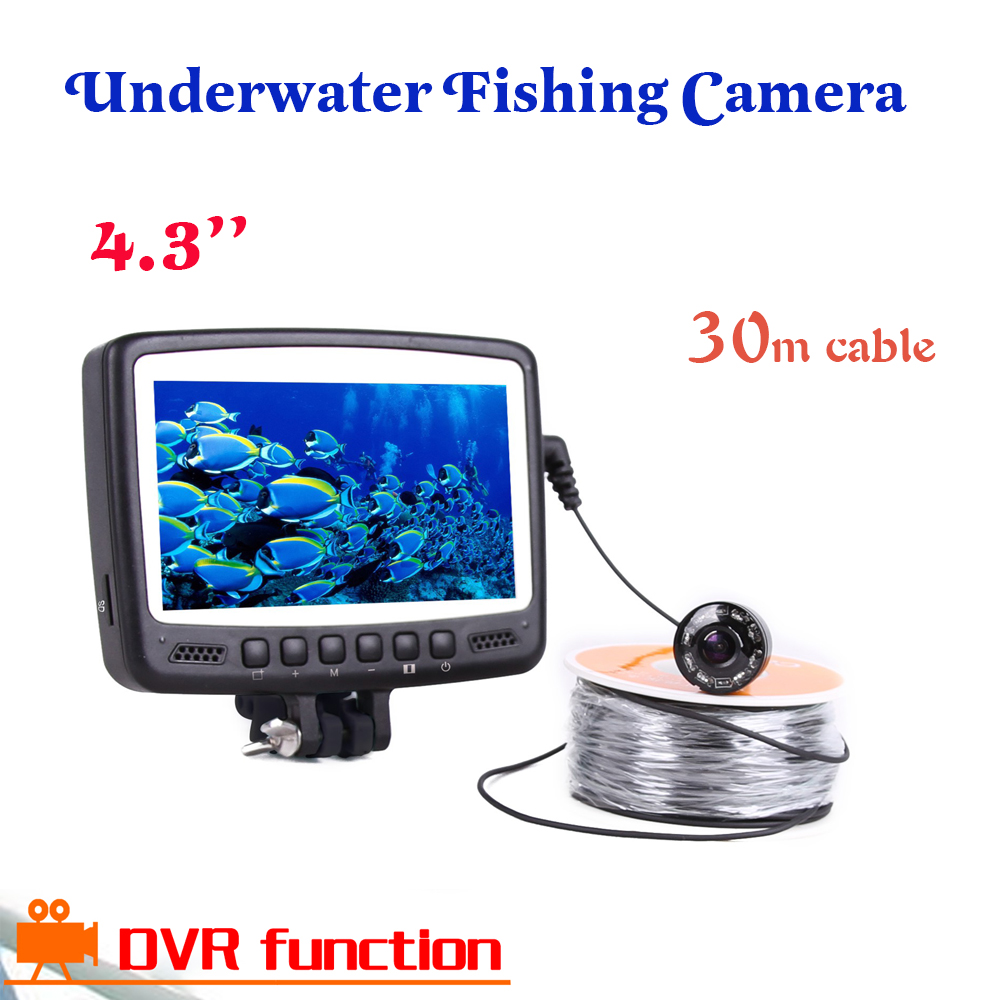 камера с монитором для рыбалки