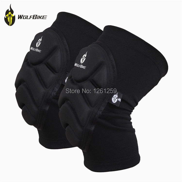 Professional Knee Support Strap Brace Pad protector Sport Kneepad Cycling Skiing Snowboarding Skating Protective Gear Knee Warm(China (Mainland))