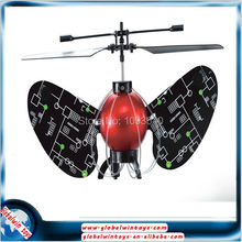 Upgrate ! Latest ! Sale! Classic Electric Electronic Toys RC drone Flying Fly Helicopter UFO Ball VS Ar.drone Halloween gift