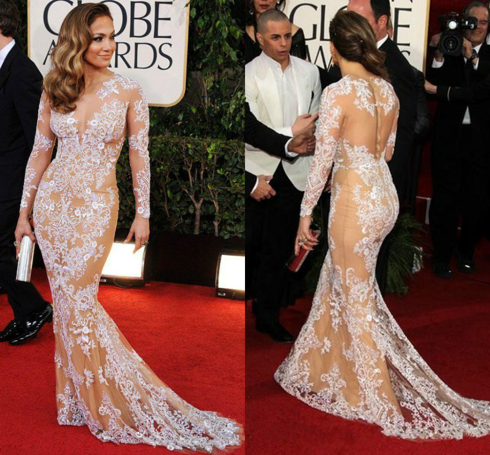 Popular Red Carpet Dress Mermaid-Buy Cheap Red Carpet Dress ...
