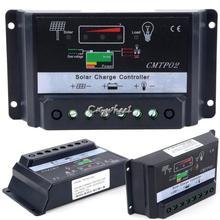 Dropshipping !30A PWM Solar Panel Battery Regulator Charge Controller 12V/24V b7 SV004653(China (Mainland))