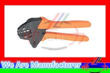 Que prensa alicates AWG 11-5 VH2-16X Ratchet alicates que prensan ( ahorro de energía ) I terminales no aislados herramienta herramientas múltiples manos