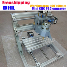 Freeship DHL PCB Milling Machine arduino CNC DIY CNC Wood Carving Mini Engraving Machine PVC Mill Engraver Support GRBL control(China (Mainland))