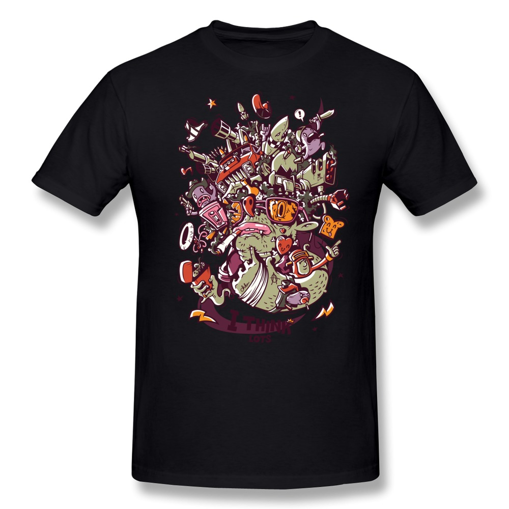 O Neck Men T Shirt Lots Custom Your Own Short Sleeve T