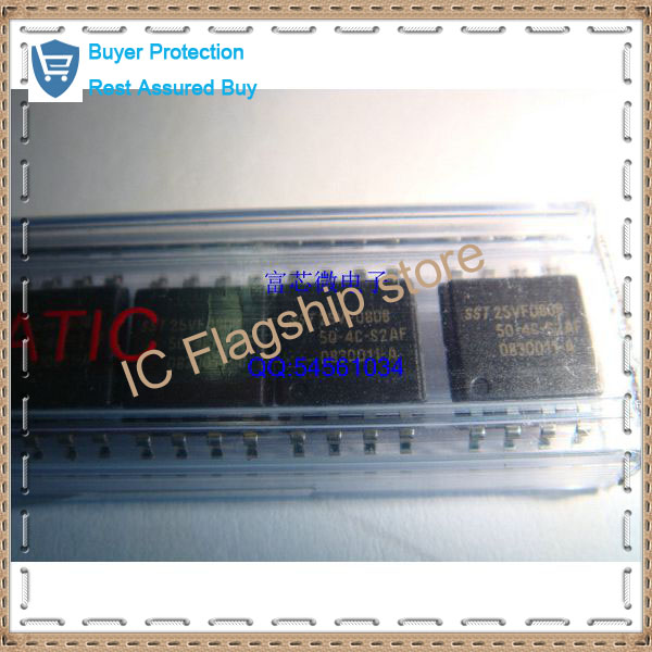 SST25VF080B - 50-4 c - S2AF WSOP8 spot double crown patch new original entity shop(China (Mainland))