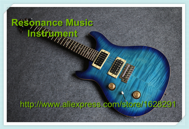Customed Edition Custom 24 PRS Electric Guitar Left Handed Body Chinese Guitars In Stock(China (Mainland))