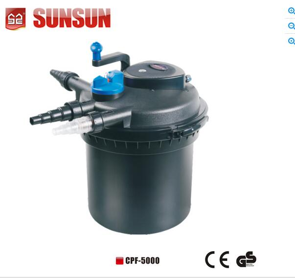 Online buy wholesale pool filter systems from china pool for Pool filter for koi pond