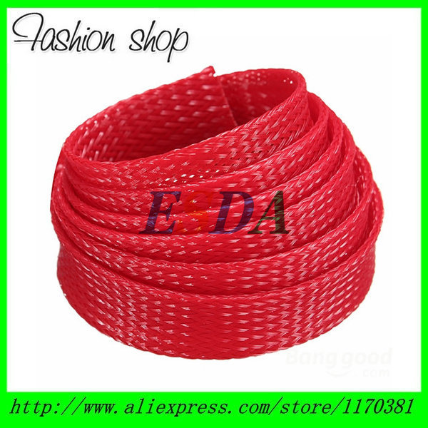 12mm High Tensile Cut and Abrasion Resistant Expandable Braided Sleeving(China (Mainland))