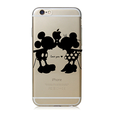 mickey Mouse Transparent hard
