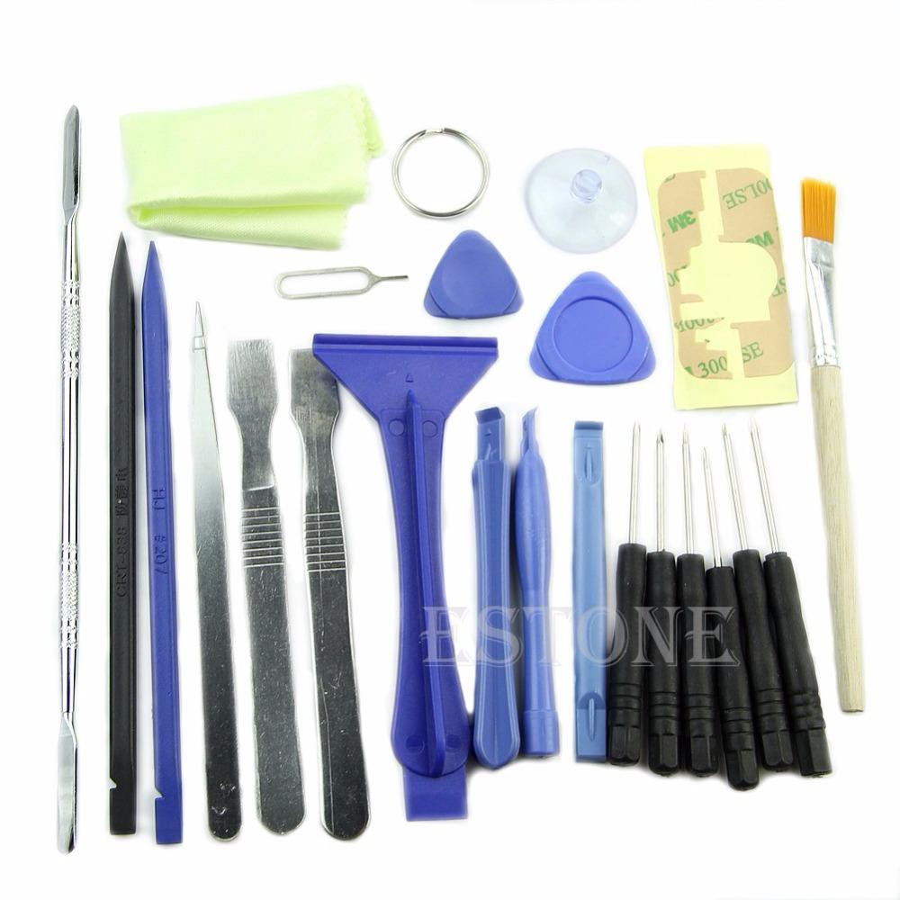 23 in 1 Repair Opening Spudger Pry Metal Tool Kit Set Screwdriver For Pad Tablet-Y103<br><br>Aliexpress
