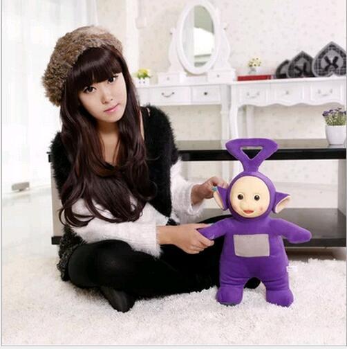 4pcs/set 25CM-35cm Free Shipping 2016 Toys & Hobbies Stuffed Dolls Teletubbies Vivid Dolls High Quality Hot Selling Plush Toys(China (Mainland))