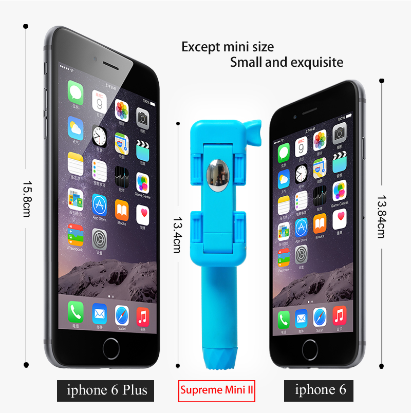 2015 mini tripod monopod to selfie stick bluetooth wireless extendable self timer for iphone. Black Bedroom Furniture Sets. Home Design Ideas