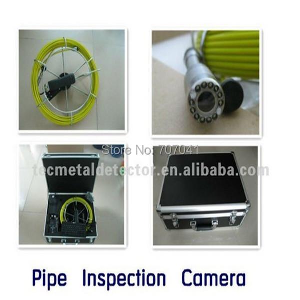 cctv pipe inspection camera system TEC-Z710DK(China (Mainland))