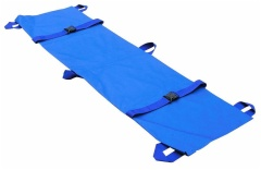 health Soft emergency folding stretcher bed household medical stretcher safety belt FOR FIRST AID SUPPLY(China (Mainland))
