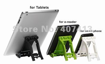 For iPhone iPad and E-Reader and Smart Phone  Holder Tablet PC Stand