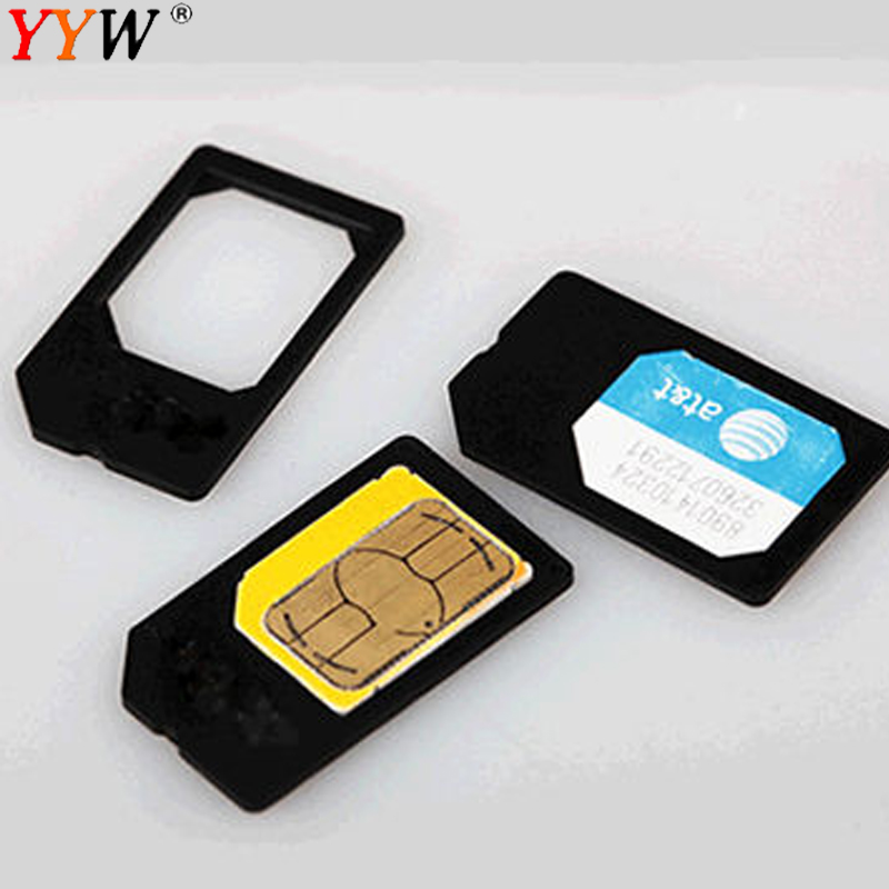 Mobile Phone SIM Card Reader For Backup Phone Number Message Copy Micro Sim Adapter & Card Pin