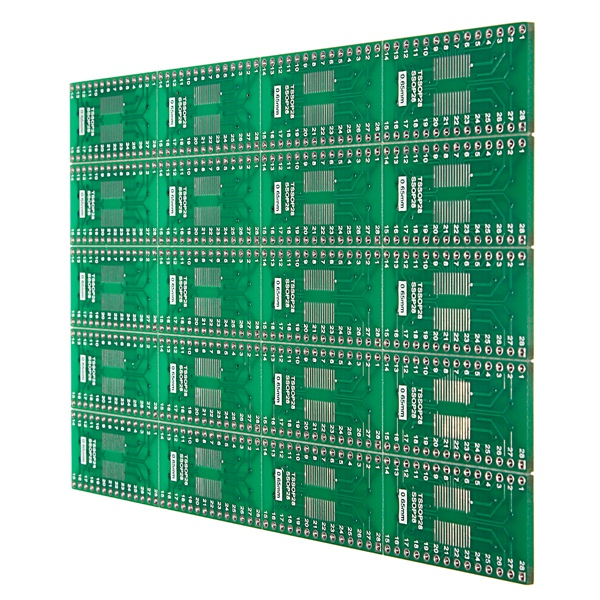 20 Pcs SOP SSOP TSSOP SOIC28 To DIP Adapter PCB Board Converter Double Sides Wholesale Price(China (Mainland))