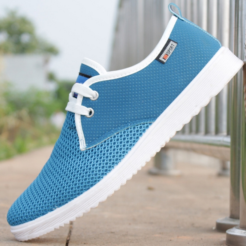 NEW 2015 Wholesale Fashion Casual Sneakers Sneaker For Men Driving Shoes, Boat Shoes Sandy Beach 39-44 A124(China (Mainland))