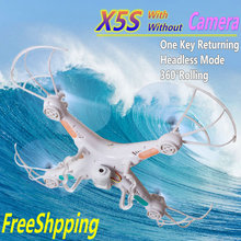 Topstar X5S X5-1 X5C-1 RC Drone 2.4G 4CH 6Axis Quadcopter Remote Control Helicopter With or without Camera better than Syma X5C