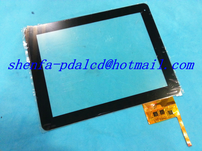 Original new 9.7'' inch IPS Capacitive touch panel touch screen digitizer for Gemei G9 Tablet PC MID free shipping(China (Mainland))