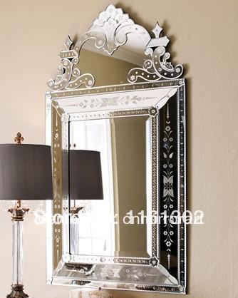 MR-201365 Long Venetian wall mirror decorative for wholesales(China (Mainland))