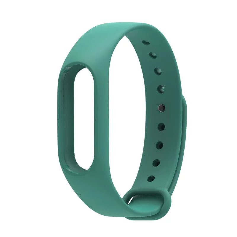 image for New Xiaomi Mi Band 2 Bracelet Strap Miband 2 Colorful Strap Wristband