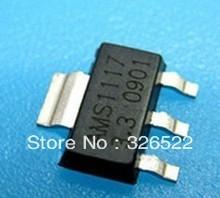 Buy Free 100PCS/LOT X Original AMS1117-3.3 AMS1117-3.3V, AMS1117 LM1117 1117 3.3V 1A Voltage Regulator for $2.95 in AliExpress store