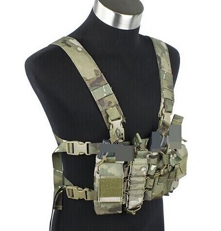 TMC 500D nylon apron vest TMC2077-KK tactical vest bulletproof vest(China (Mainland))