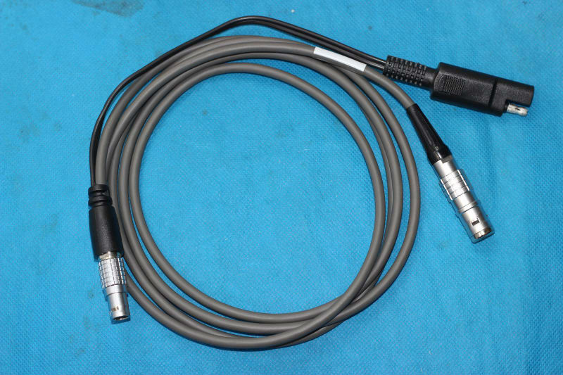 Brand NEW Sokkia surveying instrument GPS-PDL Copper POWER Cable A00456 +Free shipping<br><br>Aliexpress