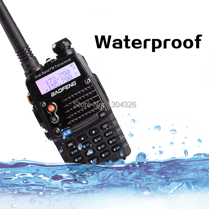 Baofeng UV-5RA UV 5RA Pofung Two Way Ham CB Portable Radio Comunicador Amador VHF UHF Dual Band Walkie Talkie PTT PMR Walk Talk(China (Mainland))