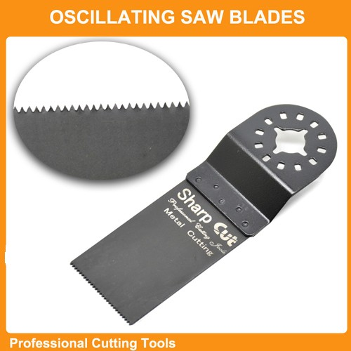 HSS Bi-metal Oscillating Tool Saw Blades Accessories fit for Multimaster power tools as Fein, Dremel etc, FREE SHIPPING