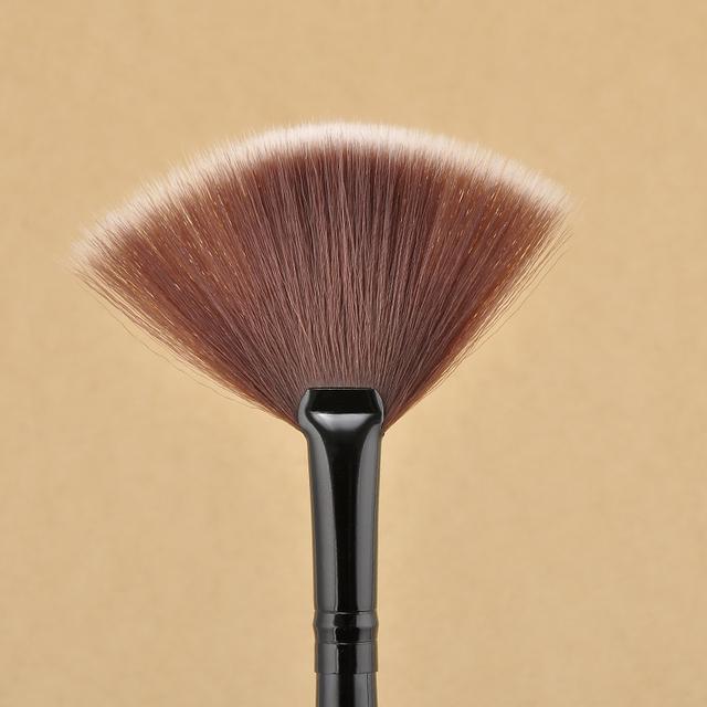 Бесплатная доставка новый про фан-форма макияж кисти косметические кисти смешивание ...