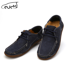 Modern Size 38-43 Men Shoes Fashion Lace Up Casual Flat Shoes Male Loafers Moccasins Soft Men Driving Shoes huarache