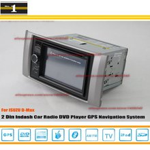 For Isuzu D-Max D Max 2009~2011 – Car Radio reo CD DVD Player GPS NAVI / HD Touch Audio Video S100 Navigation System