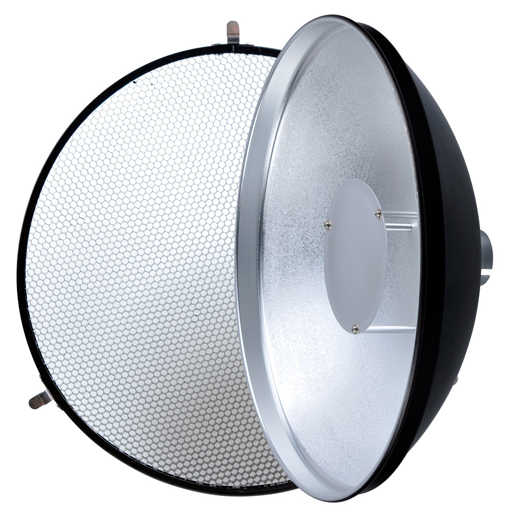 Godox Beauty Dish AD-S3 with Honeycomb Grid Light Soft Cloth For WITSTRO AD180 AD360 Speedlite Light Flash Studio Accessories(China (Mainland))