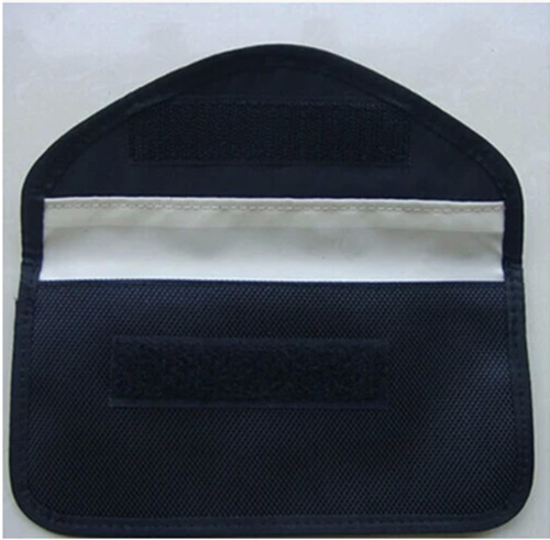 Mobile Cell Phones RFID /EMF/EMI Signal blocking phone case bag pouch for 5.8 inch(China (Mainland))
