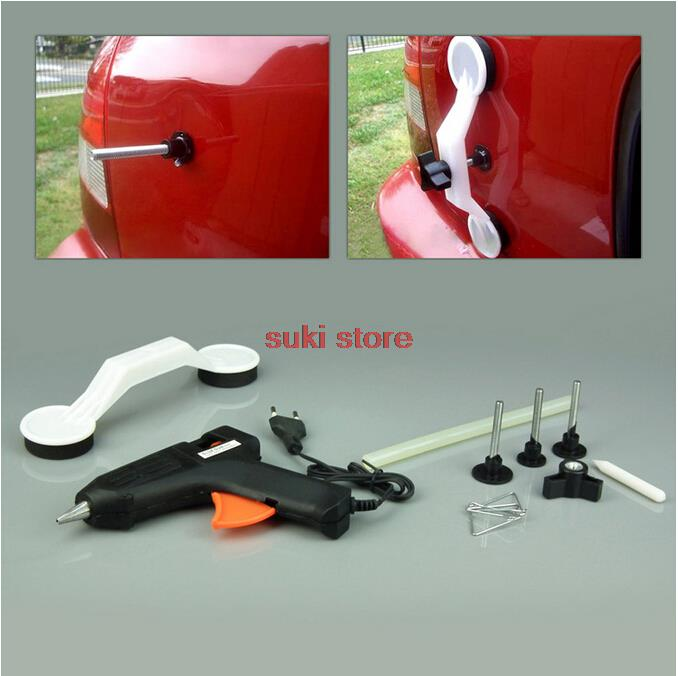 new hot promotion Car styling covers Damage Repair Removal Tool Glue Gun DIY Paint Care Car