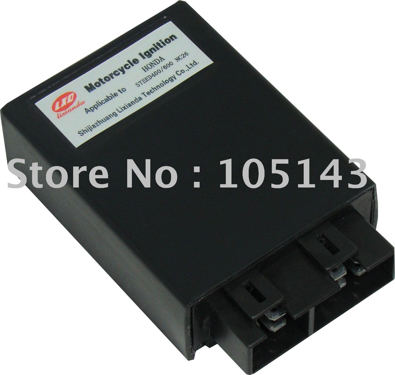 Intelligent digital motorcycle CDI unit for HONDA STEED400 NC26 MR1(China (Mainland))