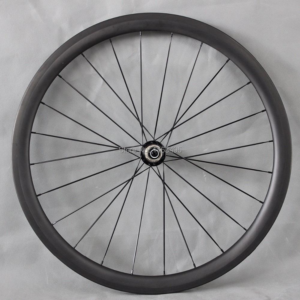 carbon spoke bike wheels 45mm carbon clincher wheelset 700C carbon wheels road bicycle wheelset carbon clincher cycling wheel(China (Mainland))