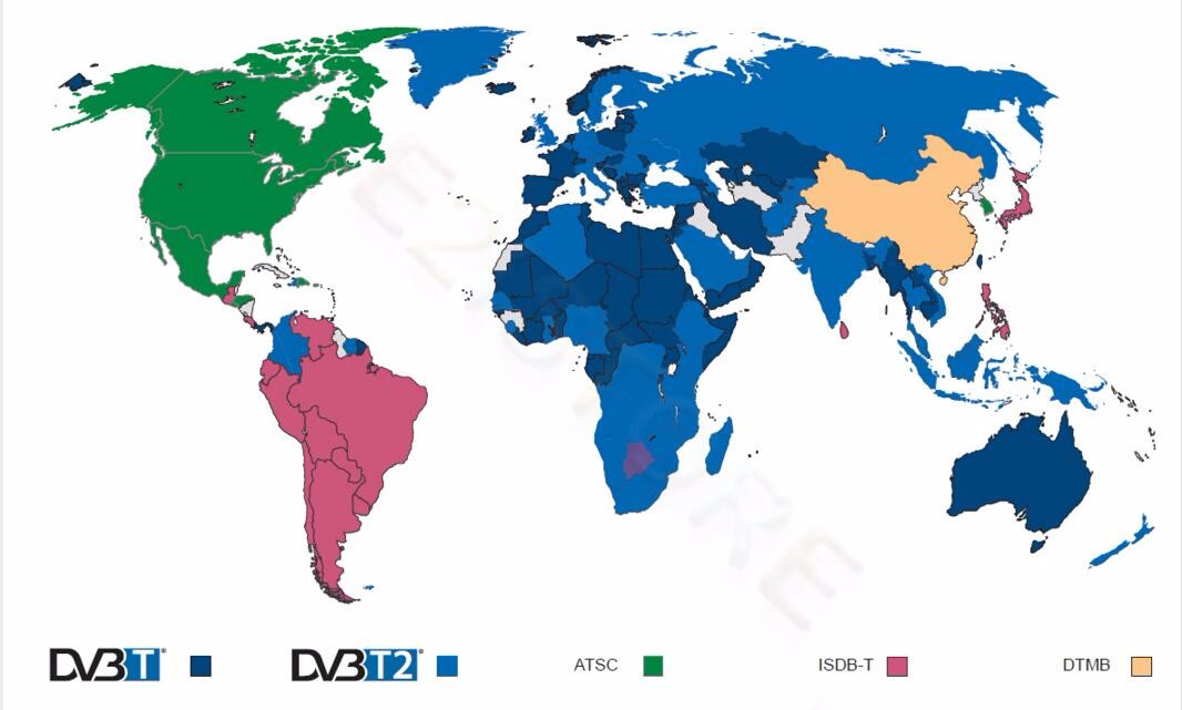 DVB-T2 Mini Size HD Digital Terrestrial Tuner FTA TV RECEIVER CONVERTOR + VHF UHF Antenna 1080P Set Top BOX HDMI Playback
