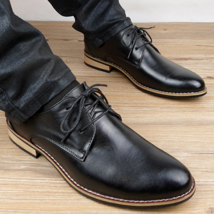 British men pointed font b shoe b font trend men s business suitsjpg