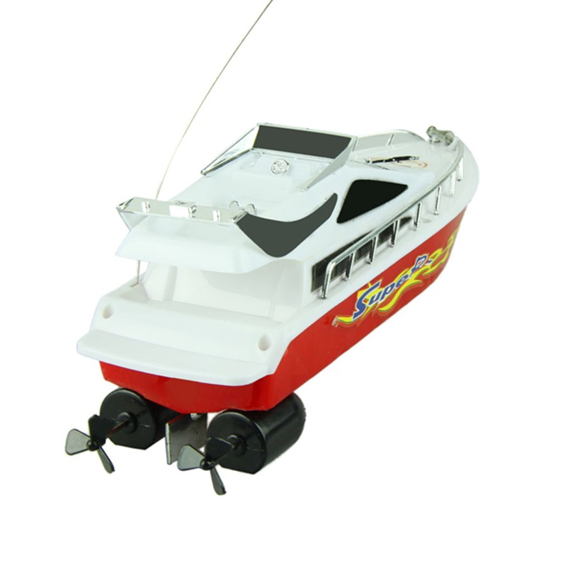 Радиоуправляемые лодки из Китая