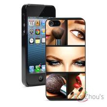 Make Up Artist Stylist Protector back skins mobile cellphone cases for iphone 4/4s 5/5s 5c SE 6/6s plus ipod touch 4/5/6